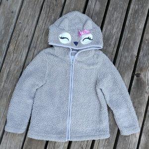 Gymboree hoodie - 4T